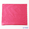 Thompson Cushion cover silk Solid pink