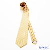 Jim Thompson 'Stripe' Yellow Grey 118142AEC Silk Necktie 143x8.5cm