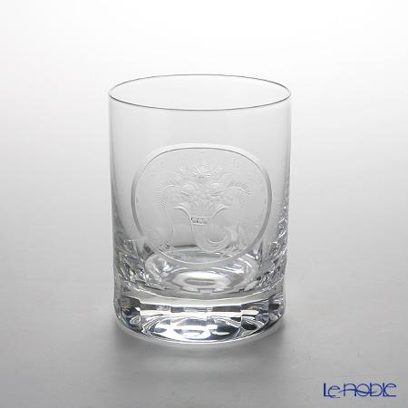 クリスタル・ドゥ・ノーブル アンティーク プレインオーナメント オールドファッション 9.5cm