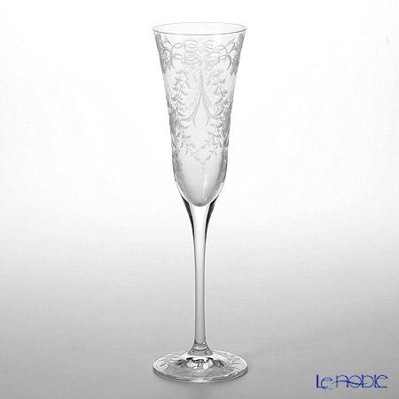 Crystal de noble Museum rose 438046 Flute 170 ml / MR / 170