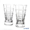 Crystal Opera window Tumbler pair 250 cc