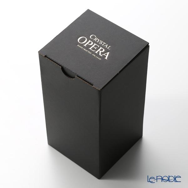 Crystal Opera Luke Vase H15.5cm