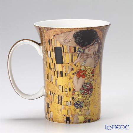 プリモビアンコ アートコレクションマグ ペア クリムト 「接吻」