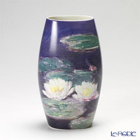 プリモビアンコ アートコレクション 花瓶 モネ-睡蓮-