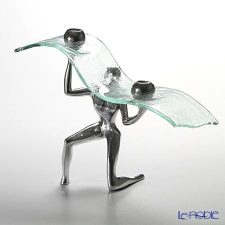 グラシアス KINISIS キニシスKIN-040 white キャンドルスタンド