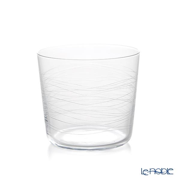 KIRI-KO 'Nami / Wave' Glass (M) 300ml