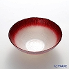 Vetro Felice Flash 649117 Bowl 17 cm (4/16) White Pearl / Red
