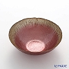 Vetro Felice Flash 649117 Antique Rose Bowl 17 cm (4/16) x champagne gold