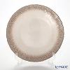 Vetro Felice Flash 349128 Plate 28 cm (2/12) White Pearl x ginger