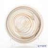 Vetro Felice Alabaster 38521P Plate 21 cm matte taupe 4/16