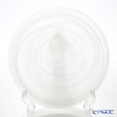 Vetro Felice ヴェトロ・フェリーチェ アラバスター 38528プレート 28cm ホワイト(マット仕上げ) 2/12