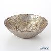 Vetro Felice 'Acanthus' Gold Bowl 17cm