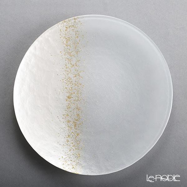 Vetro Felice ヴェトロ フェリーチェ ホライズン プレート 28cm ホワイト 39328P