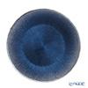 Vetro Felice 'Cosmo' Limoge Blue Plate 28cm