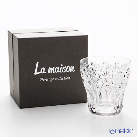 La maison Heritage 'Palais-Royal' Clear Old Fashioned Glass 260ml