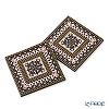 Images d'Orient Sejjadeh Zem Coaster 9x9cm 2pcs. COA992012