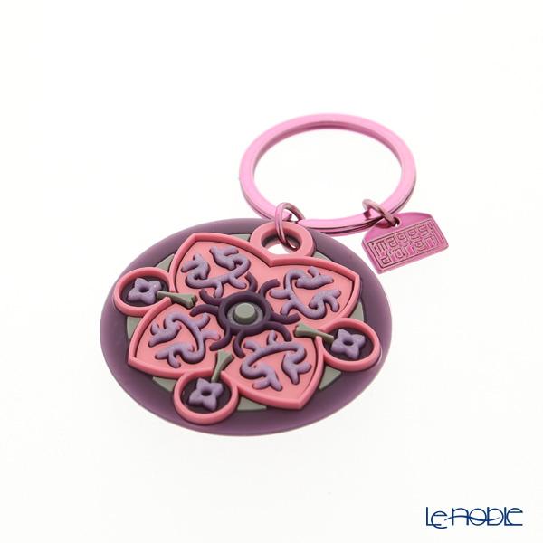 イマージュ・ドゥ・オリエント EUS キーホルダー オーキッド KEY300118 ピンク×グレー系