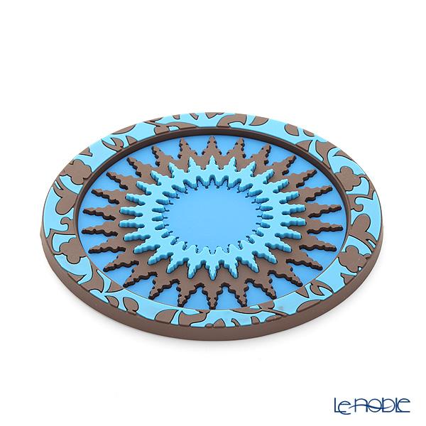 イマージュ・ドゥ・オリエント EUS ソープレスト モザイク SOP770031 ブルー系 (ソープディッシュ)