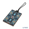 Images D'orient 'Moucharabieh' Blue LUG340011 Luggage Tag 10x5.5cm