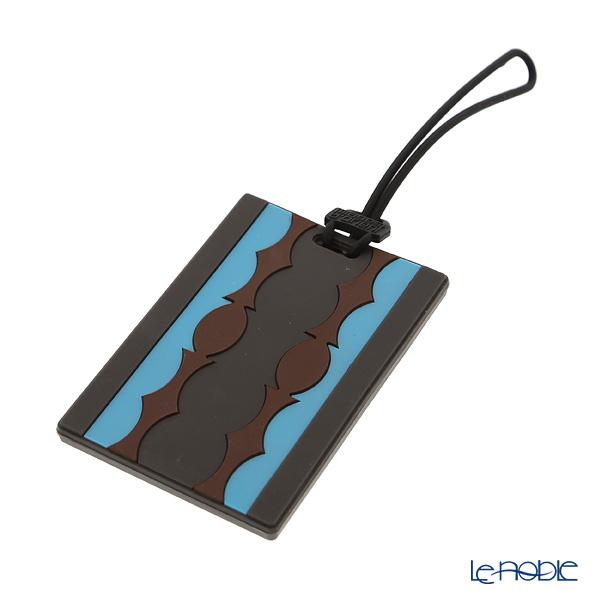イマージュ・ドゥ・オリエント EUS トラベルアクセサリー セジャデアズール LUG340061 ブルー系(ラゲッジタグ/バッグ用ネームタグ)