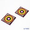 Images d'Orient Henne Coaster 9x9cm 2pcs. COA990162