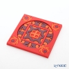 Image de Orient EUS Bottle coaster sejadezeng-Fu BOT112021 red series