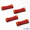 Images D'orient 'Sejjadeh - Zen Feu' CTH142054 Knife Rest 7cm (set of 4)