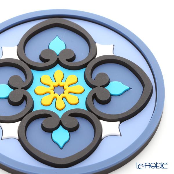 Image de Orient EUS Bottle coaster the jute or ocean BOT110241 blue