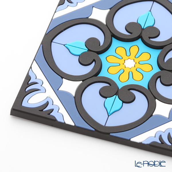 Image-de Orient EUS coaster 2 pcs the Judo Champ COA990322 blue