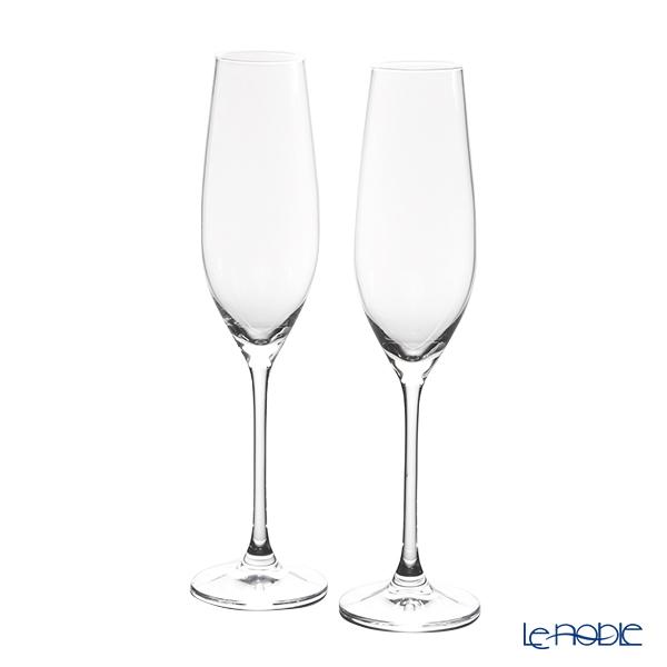 ロナ プレステージ シャンパンフルートグラス 210ml H25cm 2個セット