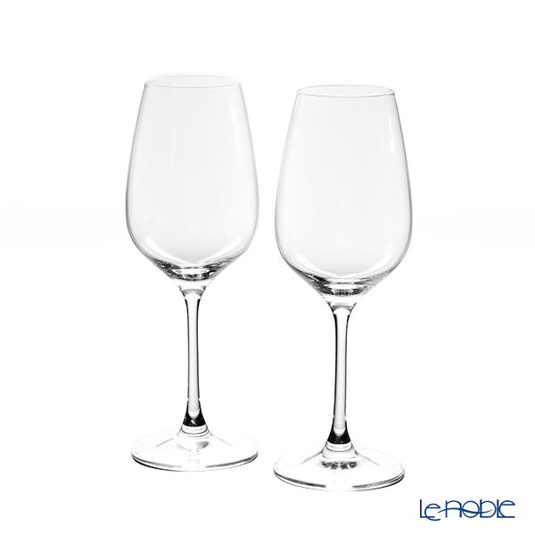 ロナ プレステージ 白ワイン/赤ワイン(ライトボディ)グラス 340ml H21.5cm 2個セット