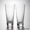 Rona punt etching Nancy 300 cc tumbler pair
