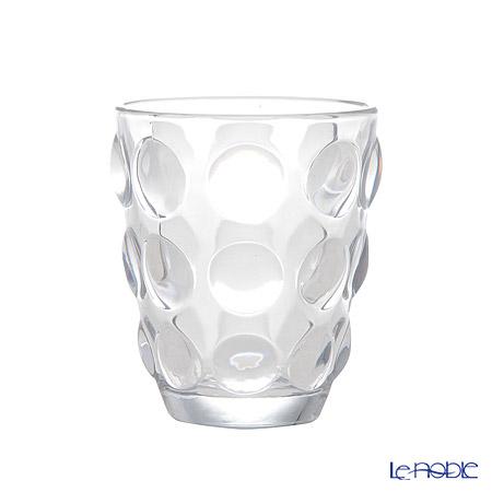 イタレッセ ガラスタンブラー ボッレクリア 340cc ガラス製