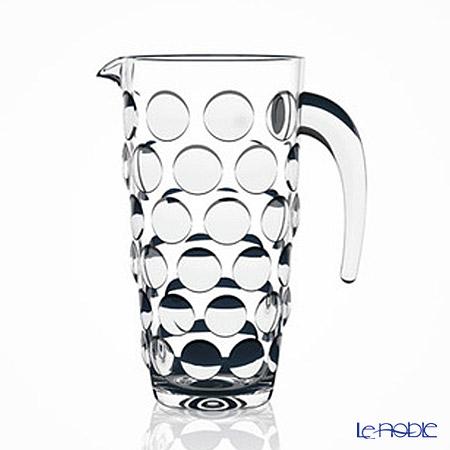 イタレッセ ガラスピッチャー ボッレクリア 1200cc ガラス製