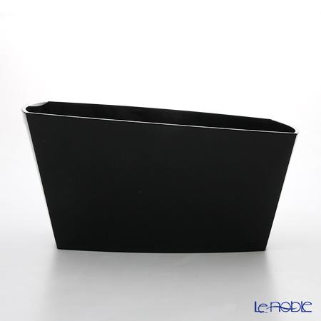 イタレッセ シャンパンボウル グランパゴダ ブラック アクリル製