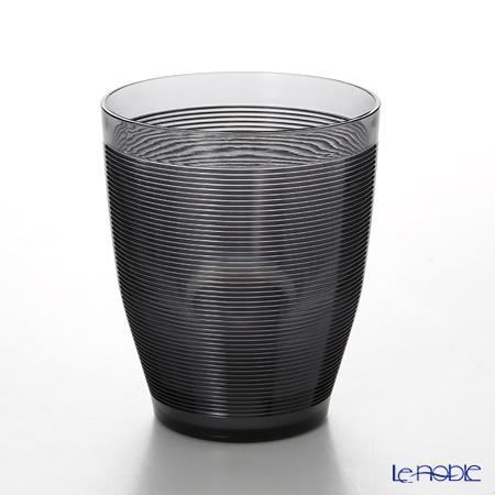イタレッセ FRESNEL フレスネル タンブラーブラック 360cc AS樹脂製