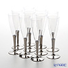 Mosaik 'Silver Stem' MZCFSL Champagne Flute 125ml (set of 10)