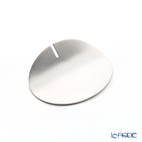 Cutipol 'Matte finish Silver' Oval Cutlery / Knife Rest