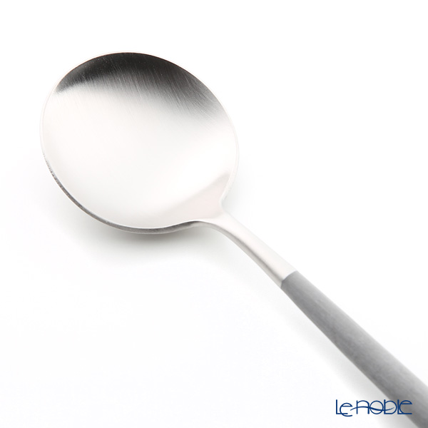 Cutipol 'GOA' Grey & Matte finish Silver Table spoon 21cm