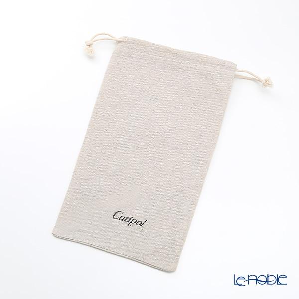 クチポール ギフトバッグ リネン(麻)製 M ※カトラリーは含まれません。※