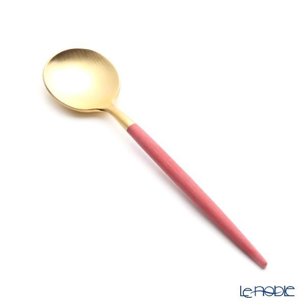 クチポール ゴア GOA レッド/ゴールド コーヒー/ティースプーン 13cm マット仕上げ