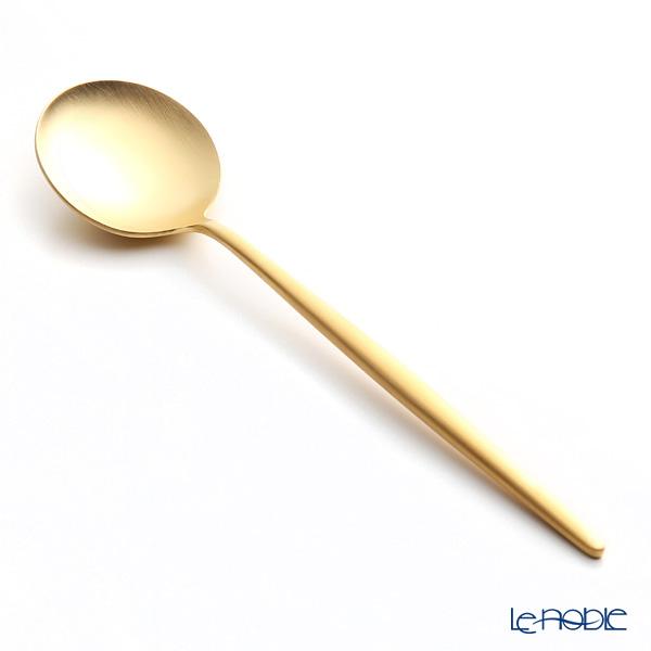 クチポール ムーン MOON MATT GOLD ゴールド テーブルスプーン 20cm マット仕上げ