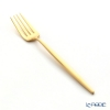 Cutipol 'MOON' Matte finish Gold Dessert Fork 17cm