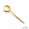 Cutipol Moon Matte Gold Tea / Coffee Spoon 12 cm