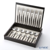 Cutipol Goa Matte 24 pcs set (Dinner Spoon, Dinner Fork, Dinner Knife with Coffee / Tea Spoon)
