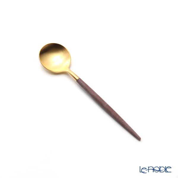 クチポール ゴア GOA ブラウン/ゴールド コーヒー/ティースプーン 13cm マット仕上げ