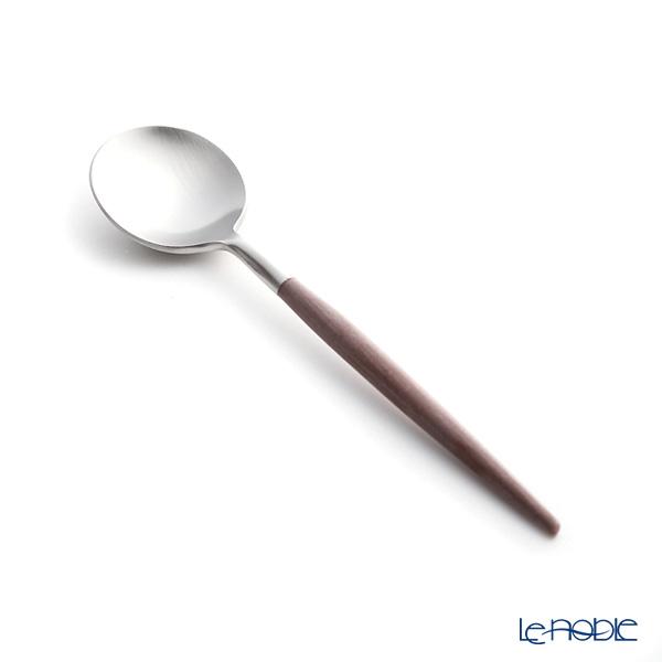 Cutipol GOA Brown & Matte finish Silver Coffee / Tea Spoon 13cm