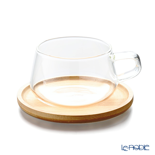 VIVA Scandinavia 'CLASSIC' Office Mug & Bamboo Saucer 300ml