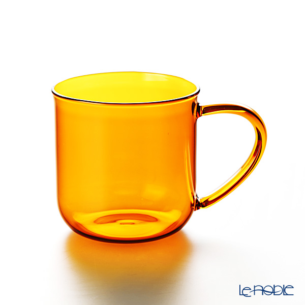 VIVA Scandinavia 'MINIMA' Amber Orange V83060 Eva Mug 450ml