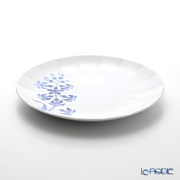 Royal Copenhagen Blomst Plate - Hyacinth 22.5cm 2902622/1025299